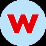 """weltweiser """"W"""" Logo"""